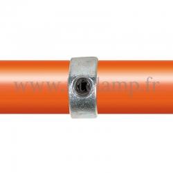 Raccord tubulaire Manchon interne (150) pour un assemblage tubulaire. Double galvanisation