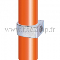 Tube clamp fitting 235: Relay ring compatible for use for tubular structures. Easy to install