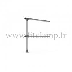 Barrière droite D48 extension - FitClamp