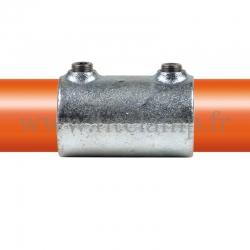 Raccord tubulaire Manchon externe (149) pour un assemblage tubulaire. Double galvanisation